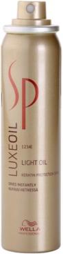 Wella Professionals SP Luxeoil leichtes Keratinöl als Spray 1