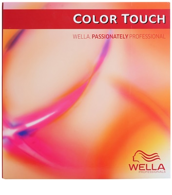 Wella Professionals Color Touch Rich Naturals боя за коса 1