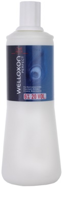 Wella Professionals Welloxon Perfect emulsão ativadora