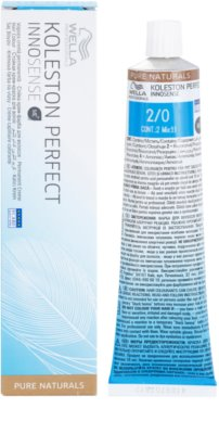 Wella Professionals Koleston Perfect Innosense Pure Naturals farba do włosów 2