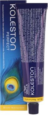 Wella Professionals Koleston Perfect Rich Naturals coloração de cabelo