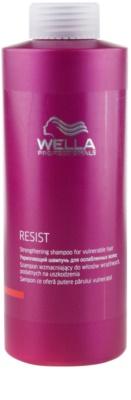 Wella Professionals Resist champú para cabello débil y  maltratado