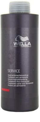 Wella Professionals Service tratament pentru par pentru par permanent
