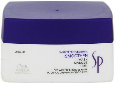 Wella Professionals SP Smoothen máscara para cabelos crespos e inflexíveis