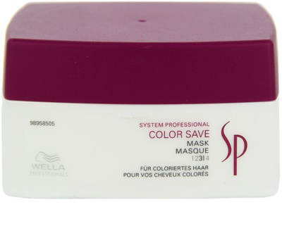 Wella Professionals SP Color Save mascarilla para cabello teñido