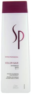Wella Professionals SP Color Save szampon do włosów farbowanych