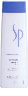 Wella Professionals SP Hydrate sampon pentru par uscat