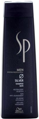 Wella Professionals SP Men šampon za sive lase