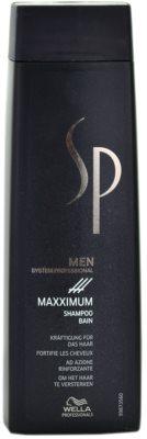 Wella Professionals SP Men szampon wzmacniający dla mężczyzn
