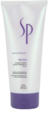 Wella Professionals SP Repair acondicionador para cabello dañado, químicamente tratado
