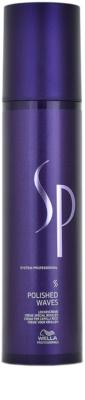 Wella Professionals SP Styling Creme für Dauerwelle und welliges Haar