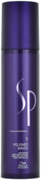 Wella Professionals SP Styling krema za valovite lase in lase s trajno ondulacijo
