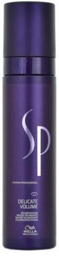 Wella Professionals SP Styling espuma de cabelo fixação forte