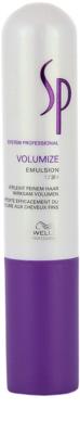 Wella Professionals SP Volumize emulsión para cabello fino y lacio