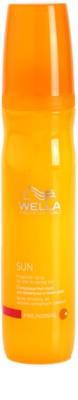 Wella Professionals SUN védő spray nap által károsult haj