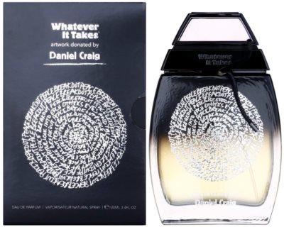Whatever It Takes Daniel Craig Eau de Parfum para homens