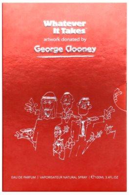 Whatever It Takes George Clooney Eau de Parfum para homens 1