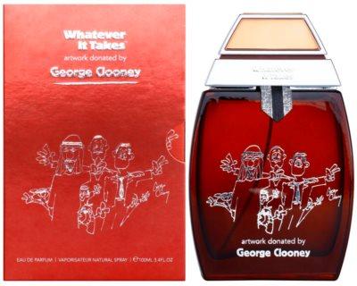 Whatever It Takes George Clooney eau de parfum para hombre