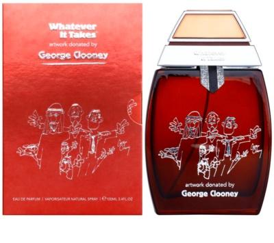 Whatever It Takes George Clooney Eau de Parfum para homens