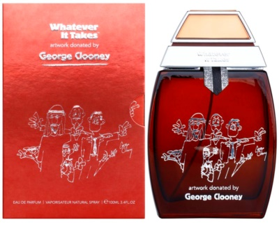 Whatever It Takes George Clooney Eau De Parfum pentru barbati