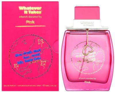 Whatever It Takes Pink Eau De Parfum pentru femei