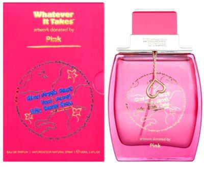 Whatever It Takes Pink parfumska voda za ženske