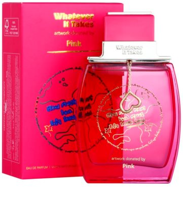 Whatever It Takes Pink Eau de Parfum for Women 2