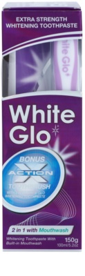 White Glo 2 in1 set cosmetice II. 1