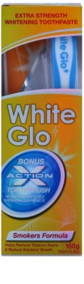White Glo Smokers Formula Kosmetik-Set  I. 1