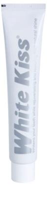 White Kiss Classic bleichende Zahnpasta für frischen Atem