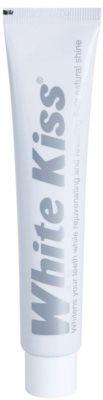 White Kiss Classic dentífrico branqueador para hálito fresco