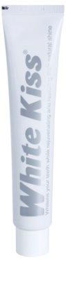 White Kiss Classic pasta de dientes blanqueadora para aliento fresco