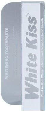 White Kiss Classic fehérítő fogkrém a friss leheletért 2