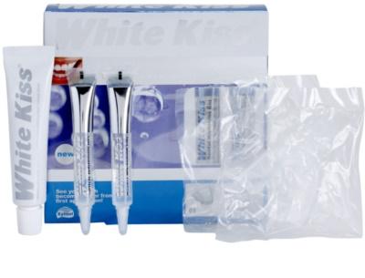 White Kiss Flash fogfehérítő kezelés a fogakra