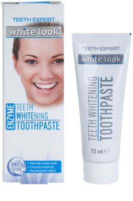 White Look Enzyme избелваща паста за зъби 1