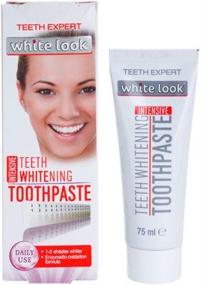 White Look Intensive bleichende Zahnpasta 1