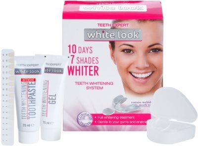 White Look White System fogfehérítő kezelés a fogakra