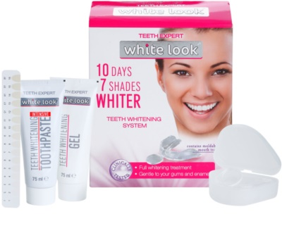 White Look White System избелваща процедура за зъби
