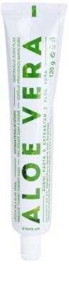 White Pearl Smile Aloe Vera зубна паста для здоров'я зубів і ясен