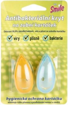 White Pearl Smile antibakteriální kryt na zubní kartáček