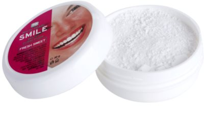 White Pearl Smile избелваща пудра за зъби 1