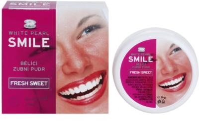 White Pearl Smile избелваща пудра за зъби 2