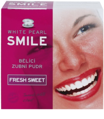 White Pearl Smile избелваща пудра за зъби 3