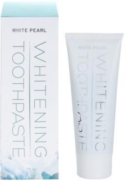 White Pearl Whitening dentífrico branqueador 1