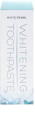 White Pearl Whitening dentífrico branqueador 2