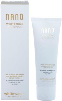 Whitewash Nano pastă de albire smalțului multi-activa de recuperare 1