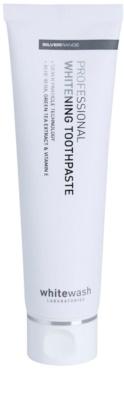 Whitewash Professional fehérítő fogkrém ezüst részecskékkel