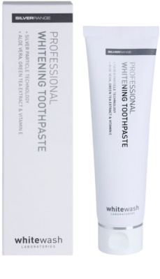 Whitewash Professional bělicí zubní pasta s částečkami stříbra 1
