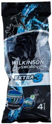 Wilkinson Sword Extra 3 Activ Einwegrasierer 4 Stück