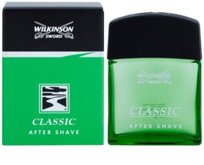 Wilkinson Sword Classic After Shave Water 1